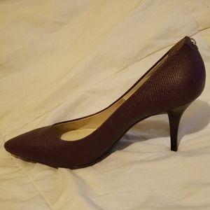Michael Kors Plum (purple) High Heel